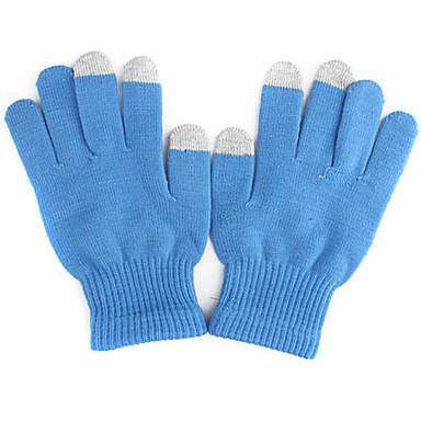 dot hansker for iPhone og iPad (blå)
