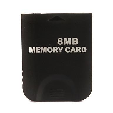 8 MB memory card til wii GC
