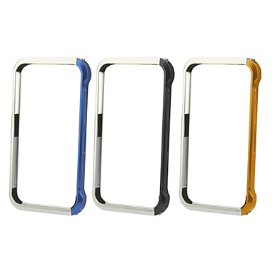 Premium Compact Aluminium Frame Case for Apple iPhone 4 / 4S