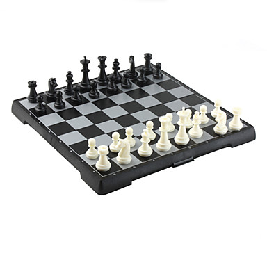 Foldable Magnetic Chess Set