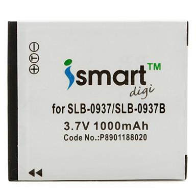 Ismart Digital Camera Battery for Samsung CL5, i8, PL10 and More