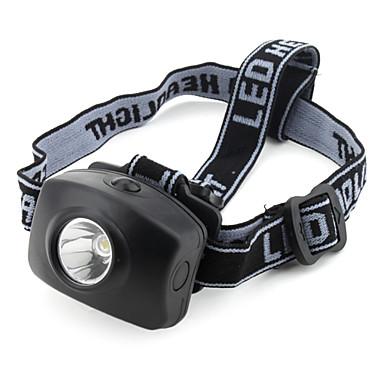 Valaistus LED taskulamput / Otsalamput LED 100 Lumenia 3 Tila - 10440 / AAA Erityiskevyet / Kompakti koko / Pienikokoiset Muovi