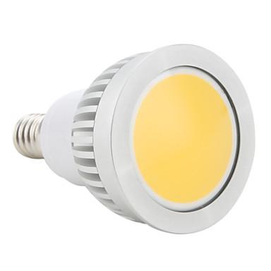 E14 3 W 1 COB 200 LM Warm White PAR Spot Lights AC 100-240 V