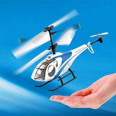 kleine Delfin Infrarot-Fernbedienung RC Helikopter Kreiselsystem (0688-sx28026)