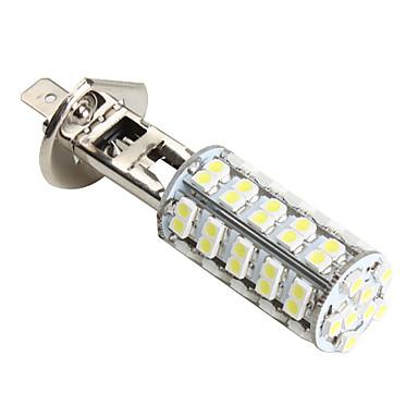 h1 3w 68-SMD luz 220-250lm branco lâmpada LED de luz de nevoeiro carro (12v)