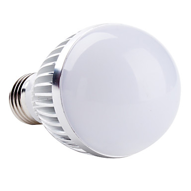 3000lm E26 / E27 LED Küre Ampuller A60(A19) 1 LED Boncuklar Yüksek Güçlü LED Sıcak Beyaz 85-265V