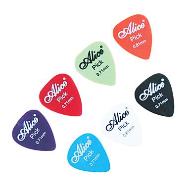 Alice AP-E Smooth Nylon Guitar Picks 100-Pack