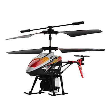 3.5 Channel Infrared Control Helicopter with Water Spray Function