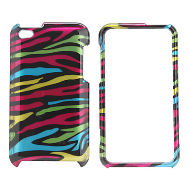 Stripe Style Full Body Case for iPod Touch 4