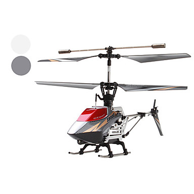 4-Channel Gyro System Infrared Remote Control Helicopter (Assorted Colors)