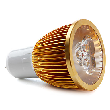 GU5.3 W 3 High Power LED 450 LM Natural White MR16 Spot Lights AC 85-265 V