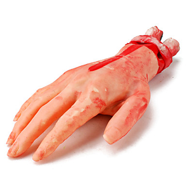 Scare-your-friend Bloody Hand