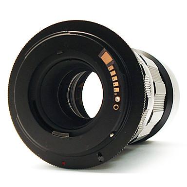 novo de alta qualidade da lente m42-eos-chip para tocar adaptador de filtro para canon