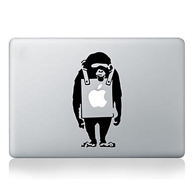 1 parça için Çizilmeye Dayanıklı Oynanan Apple Logosu Tema MacBook Pro 13 ''