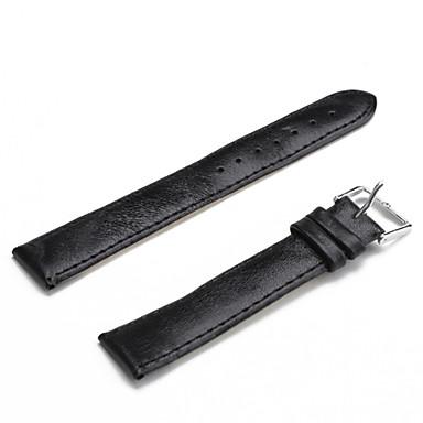 Erkek Kadın Saat Kordonları Deri #(0.006) #(0.2) Saat Aksesuarları