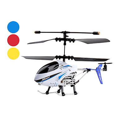 2,5-kanals mini fjärrkontroll helikopter med LED-ljus (2018a)