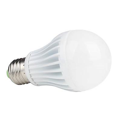 E26/E27 - 7 W- A - Globepærer (Natural White 630 lm- AC 85-265
