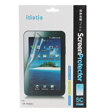 HD Pellicola protettiva con panno di pulizia per Samsung Galaxy Tab P6800 7,7