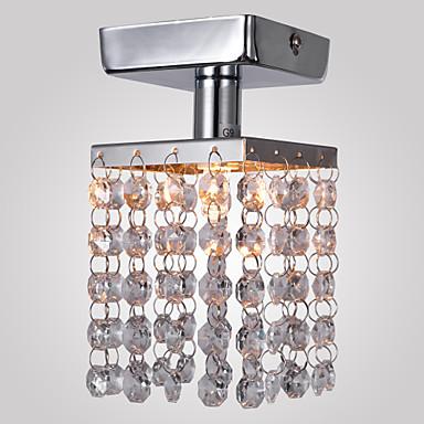 Sıva Altı Monteli Ortam Işığı - Kristal, Mini Tarzı, 110-120V / 220-240V Ampul dahil değil / G9 / 20-30㎡