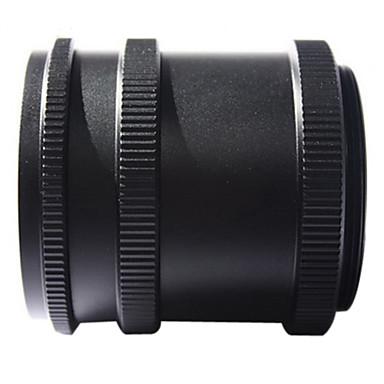 m42 42mm vida montajlı kamera için uzatma tüpü makro halkası