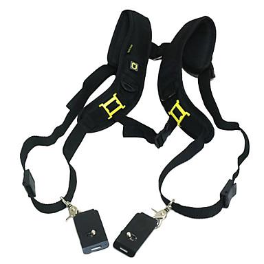 Quick Release Double shoulder Camera Neck Strap for 2 Digital SLR Camera