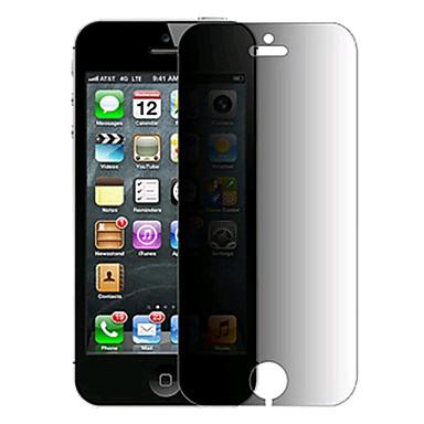 Anti-Spy Privacy ochranná fólie s čistícím hadříkem pro iPhone 5