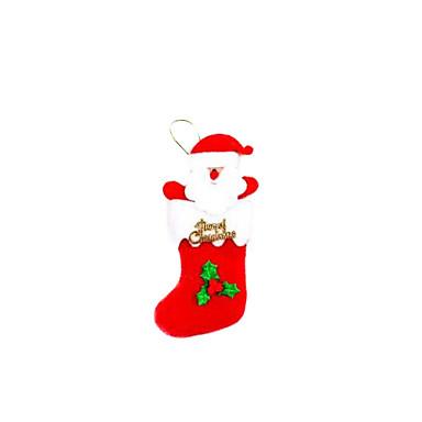 Santa Claus' Socks Christmas Ornament