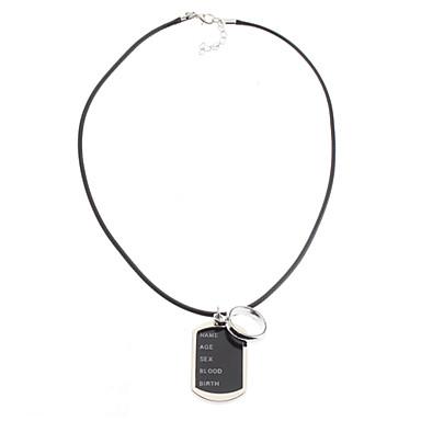 Ring Couple Picture Frame Necklace-Bilder gesetzt werden kann