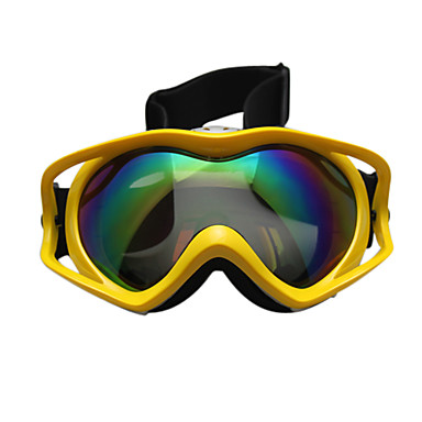 Outdoor Stylish Skiing Goggles with Multi-color Lens