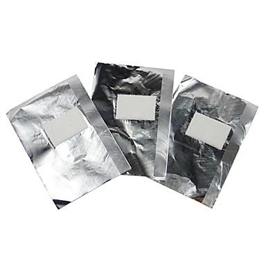 50pcs Nail Kit Tinfoil Nail Polish Removing With Cotton Pad