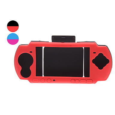Silicon Skin Perfect Protection Case til Sony PSP 3000 (Assorted Colour)