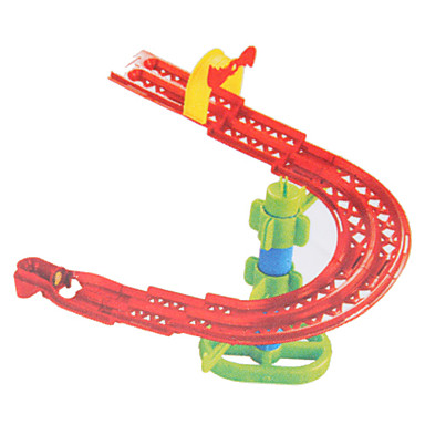 Crazy Jumping Beans Tumblers Race Track (Model: KLX200-14)