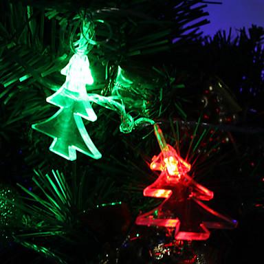 7m 30 ledli-çiçekli şekilli renkli ışık led şerit peri dekorasyon için peri lambası (220v)