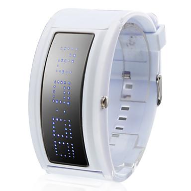 Ny Ankomst 109 Blå LED klokke