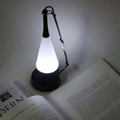 multi-touch førte nat lampe med mini-højttaler (sølv)