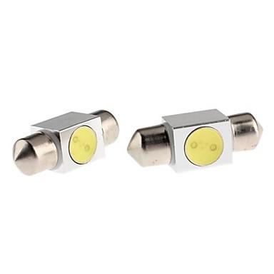 31mm Araba Ampul Yüksek Performanslı LED 70-90 lm LED İç Işıklar For Uniwersalny