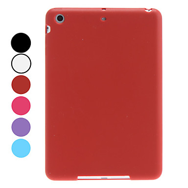 étui souple de style simple pour ipad mini-3, Mini iPad 2, iPad mini (couleurs assorties)