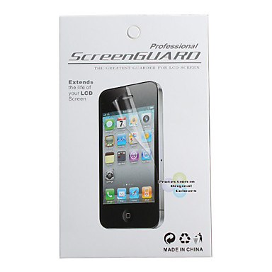 Protective Clear Screen Protector with Cleaning Cloth for HTC G14