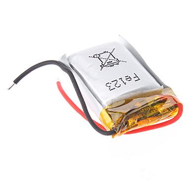 החלפת 180mAh 3.7V Li-פולימר סוללה עבור מסוק Z006 Z007 Z008 שליטה מרחוק (17)