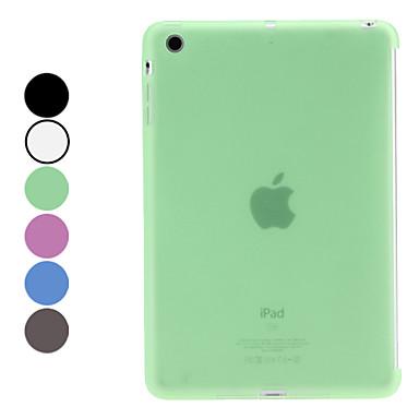 Etui Käyttötarkoitus iPad mini 3 iPad mini iPad mini 2 Yksivärinen Yhtenäinen väri Muovi varten