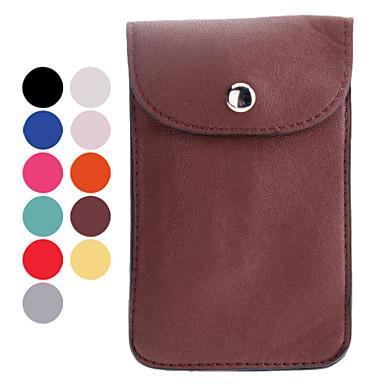 премии довольно пу кожаный чехол для iphone 5/5s и iphone 4 (разных цветов)