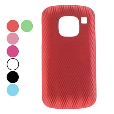Mesh Design Hard Case for Nokia E5 (Assorted Colors)