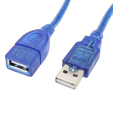 USB 2.0 Cable de extensión AF / AM (20 cm)