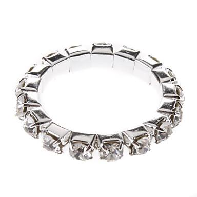 Brillante anillo de diamante única