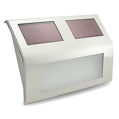 1pc Duvar ışığı Bahçe Işıklar LED Boncuklar Yüksek Güçlü LED Şarj Edilebilir Dekorotif Serin Beyaz