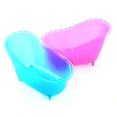 Bathtub Pattern Organizers Boxes(Random Colors)