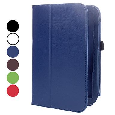 Elegantes Design PU Leder Full Body Case mit Ständer für Samsung Galaxy Note N5100 8,0
