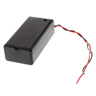 9V Battery Holder Med Cover