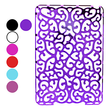 motif de fleur de cas de protection pour iPad Mini 3, Mini iPad 2, iPad mini (couleurs assorties)