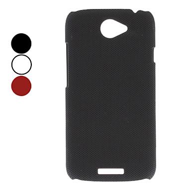 Modello della maglia Custodia protettiva rigida per HTC One S VILLT Z520e (colori assortiti)